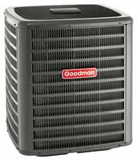 Thermopompe centrale SSZ16 Goodman