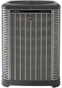 Thermopompe centrale Ruud Achiever-Plus