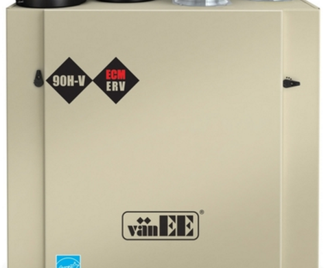 echangeur air vanee 90h-v-ecm-erv
