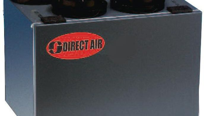 ventilateur recuperateur chaleur directair serie phrv 150
