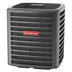 La thermopompe Centrale Goodman GSZ14