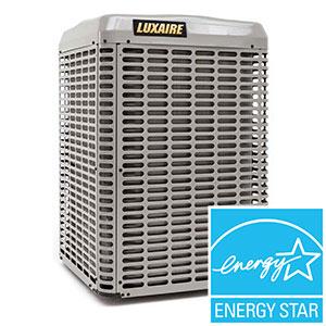 Un excellent produit, la thermopompe centrale de Luxaire, la LX TH4B2421S.