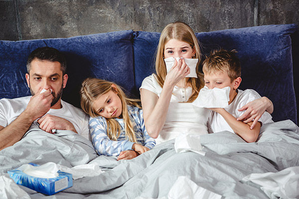 Ne mettez pas votre famille à risque de maladies pulmonaires et faites entretenir votre thermopompe et vos conduits de ventilation.