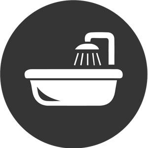 Il y a de l'humidité dans votre salle de bain, repoussez-la avec un produit Venmar.