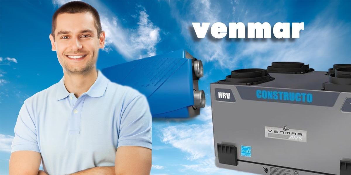 Trouvez l'échangeur d'air Venmar qu'il vous faut aujourd'hui, qu'il soit un VRC ou un VRE.