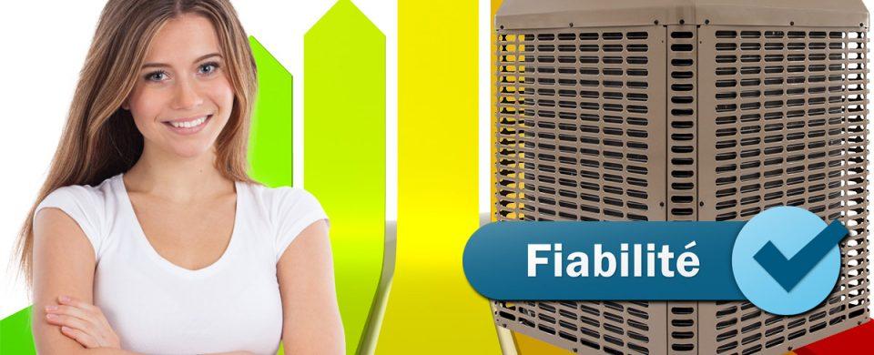 Recherchez la fiabilité et l'efficacité énergétique d'une thermopompe à Comparer 3 Prix Thermopompes.