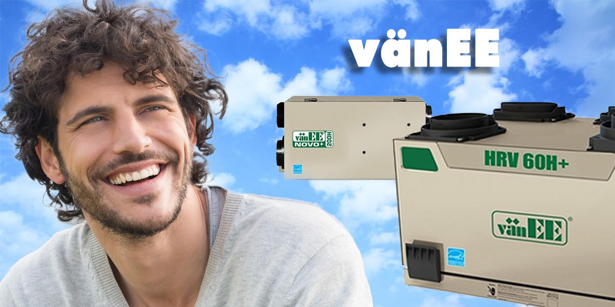 Vous cherchez un ventilateur récupérateur de chaleur de bonne qualité, optez pour un échangeur d'air de la compagnie vänEE.