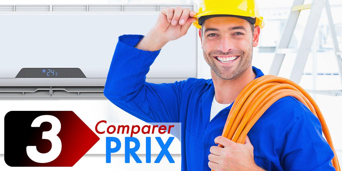 Afin de payer moins cher pour votre thermopompe et son installation, utilisez ce formulaire gratuit.