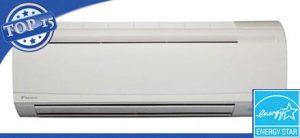 Cette thermopompe de Daikin de la série LV vous comblera parfaitement.