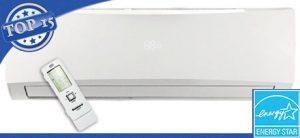 La thermopompe murale UHD-12 est une des meilleures haut de gamme en 2019 sur le marché.