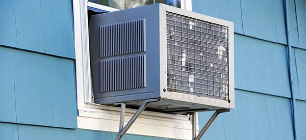 Le marché offre une panoplie de marques, de modèles et de puissance de climatiseurs de fenêtre