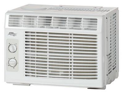 Ce climatiseur Cool Works de 5000 BTU a un prix de 149$.