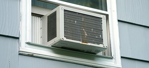 Des prix pour des climatiseurs de fenêtre au Québec.